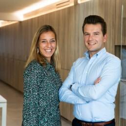 Stephanie Vanwanseele & Rein Dillen